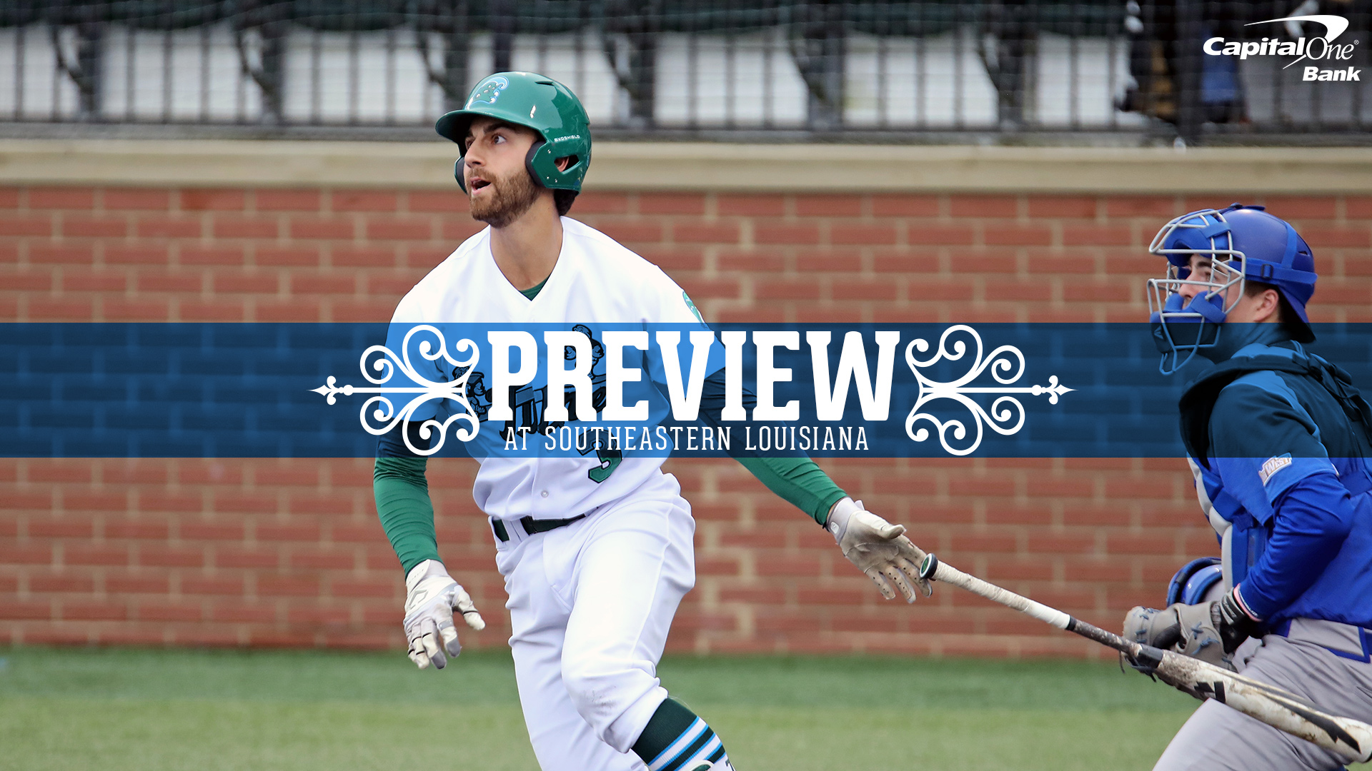 size 40 94a86 d14c7 Baseball Travels to Take on Lions Tuesday - Tulane ...